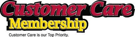 Customer Care Membership